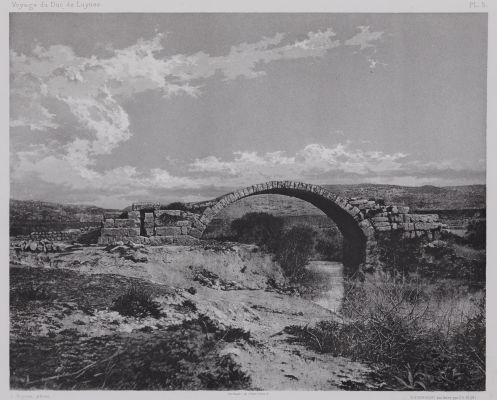 PL. 5 Abou-El-Aswaad: Pont Romain