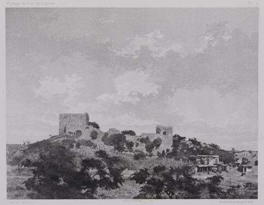 PL. 7 Sidon: Chateau de St Louis
