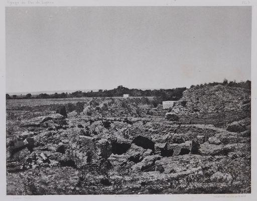 PL. 9 Sidon: Nécropole