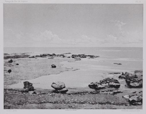 PL. 15 Port de Tyr: Rochers a la Pointe Nord