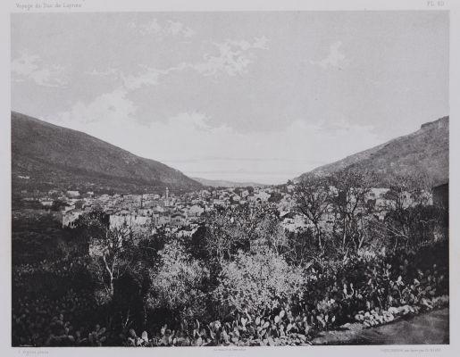 PL. 20 Naplouse: Bases Des Monts Garizim et Ebal