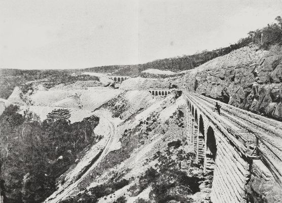 Le chemin de fer de Sydney à Bathurst