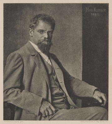 Max Klinger 1899