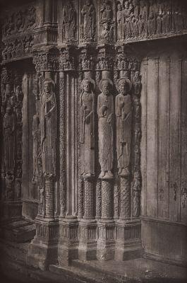 Cathédrale de Chartres Royal Portal