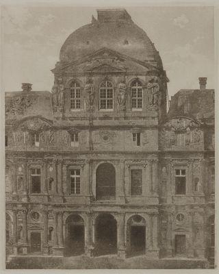 Le Louvre, Pavillon de l'Horloge