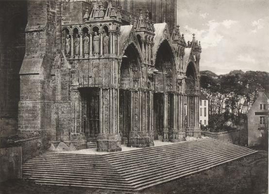 Cathédrale de Chartres. Portique du Midi