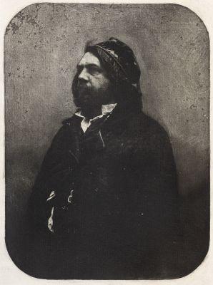 Portrait de Théophile Gautier