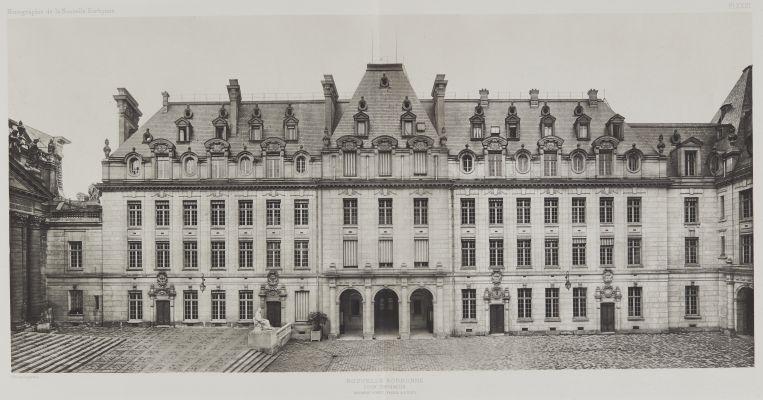 Nouvelle Sorbonne (Cour D'Honneur)