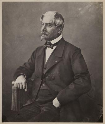 Portrait of Niepce St. Victor