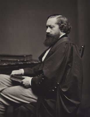 John Nichol, B.A., Oxon., Professor of English Language and Literature