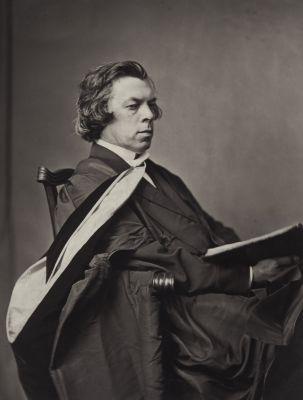 John Caird, D.D., Professor of Divinity