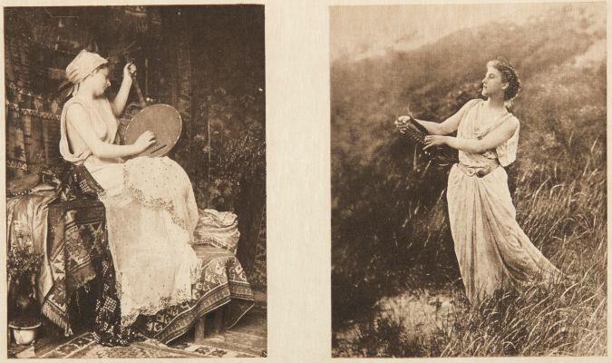 Diptych: Prélude & Une Muse (alt)