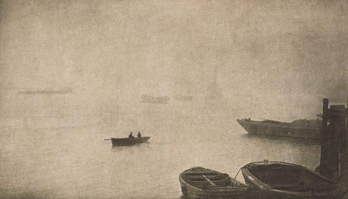 Brouillard sur la Tamise