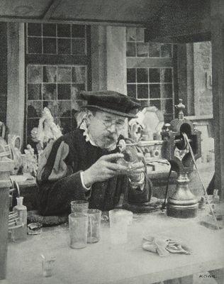 Le Graveur sur verre