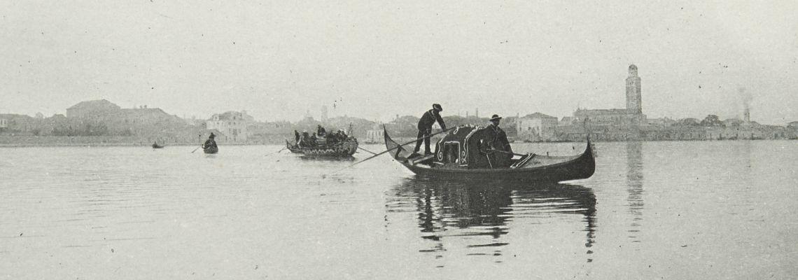 Un enterrement à Venise