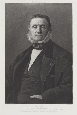 Le Professeur A. Trousseau