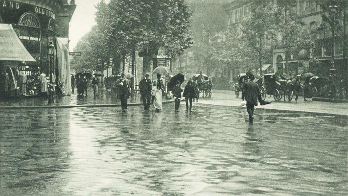 Un Jour de Pluie a Paris