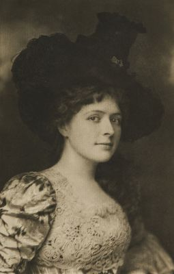Miss Bertha Galland