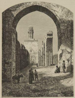 Ruines de la mosquée de Hakim-Biamr-Allah