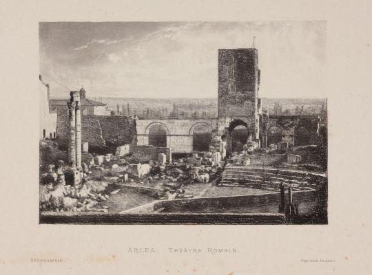 Arles. Theatre Romain