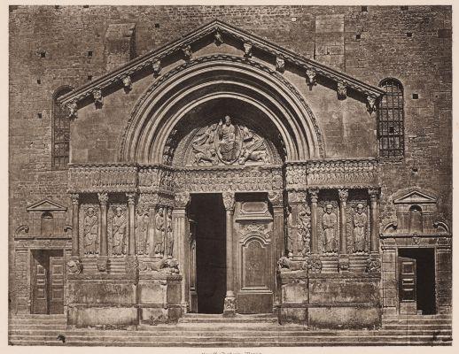 Portail Principal de St. Trophime