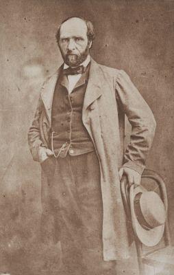 Portrait of Alphonse Poitevin