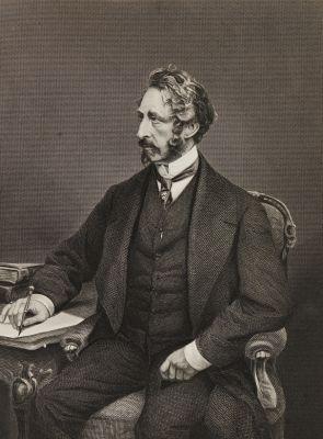 Edward George Bulwer-Lyton