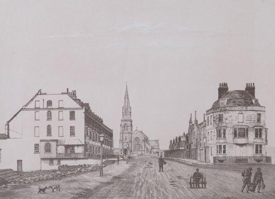 Weymouth. Church of St. Joun's, Radipole
