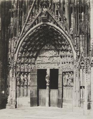 Chartres Cathedral Porch
