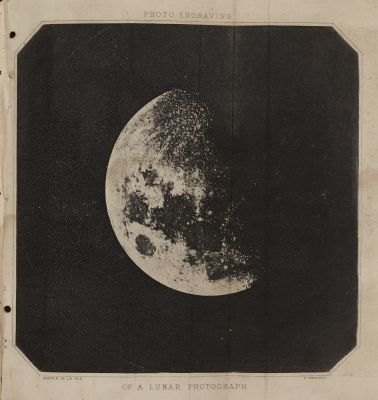 Of a Lunar Photograph