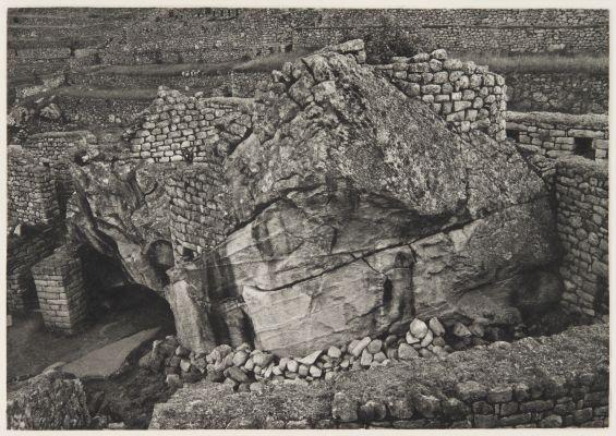 Prison Group and Condor stone