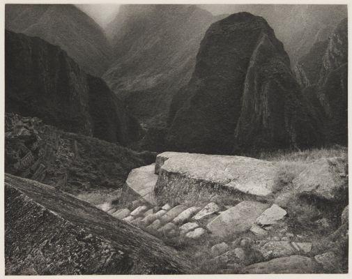 Lower Macchu Picchu and the Urubamba valley