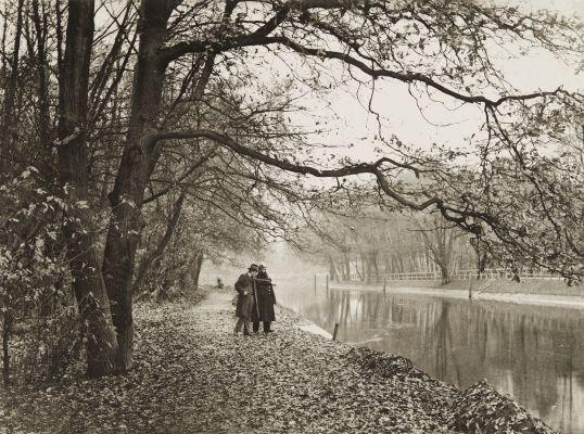Herbstimmung (Landwehrkanal)