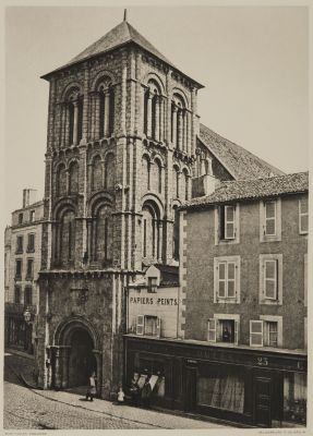 Pointers (Vienne) Église Saint Porchaire