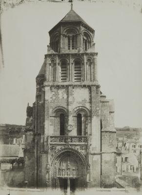 Pointers (Vienne) Église Saint-Radégonde