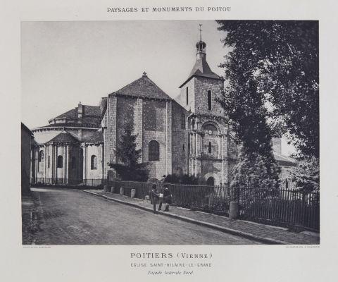 Eglise Saint-Hilaire-Le-Grand (Façade)