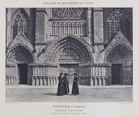 Cathédrale Saint-Pierre (Les Grandes Portes)