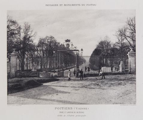 Parc et Jardin de Blossac