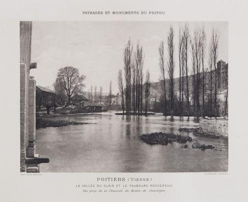 La Vallée du Clain et Le Faubourg Rochereuil