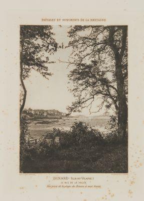 Dinard (Ille-et-Vilaine), La Bec de la Valléé