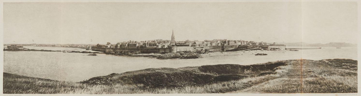 Pl. 58 Saint-Malo (Ille-et-Vilaine)