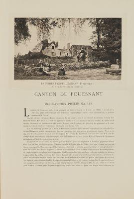 Canton de Fouessant