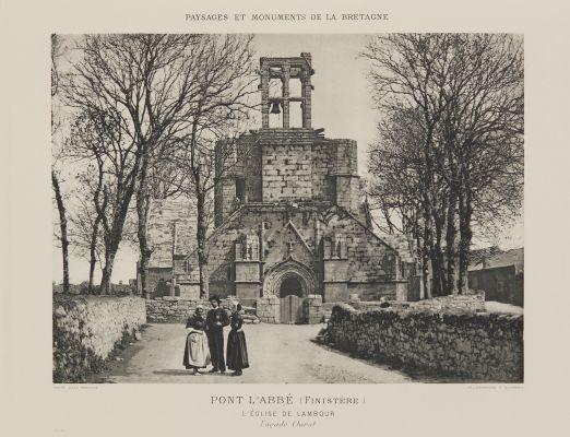 Pl. 52 Pont L'Abbé (Finistère)
