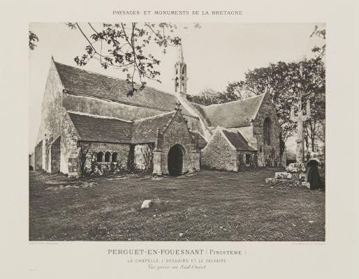 Pl. 43 Perguet-en-Fouesnant (Finistère)