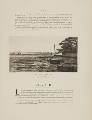 Loctudy (Finistère) L'ile Tudy