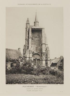 Pl. 9 Plunéret (Morbihan)