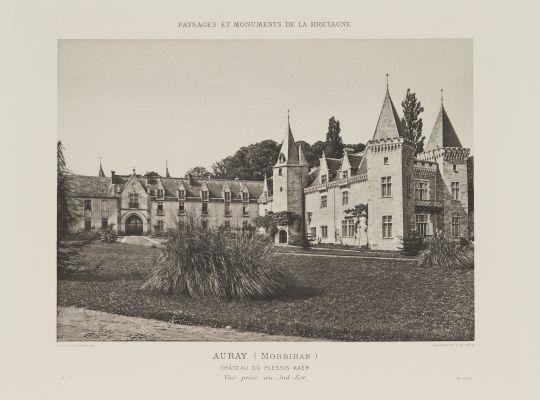 Pl. 17 Auray (Morbihan)