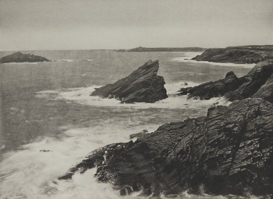 Quiberon (Morbihan) la côte sauvage
