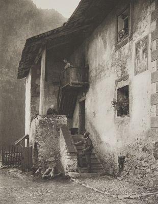 Casa Bernard in Campitello (Tirol).