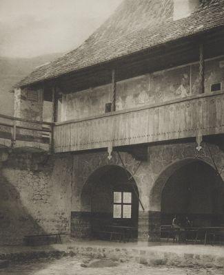 Ruine Runkelstein Bei Bozen.